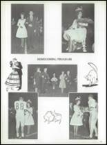 1963 Hillsboro High School Yearbook Page 164 & 165