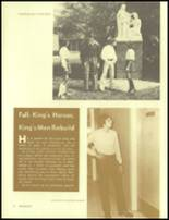 1974 Notre Dame High School Yearbook Page 10 & 11
