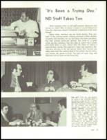 1974 Notre Dame High School Yearbook Page 28 & 29