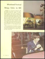 1974 Notre Dame High School Yearbook Page 42 & 43
