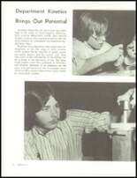 1974 Notre Dame High School Yearbook Page 56 & 57