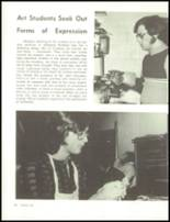 1974 Notre Dame High School Yearbook Page 70 & 71