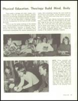 1974 Notre Dame High School Yearbook Page 72 & 73