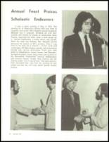 1974 Notre Dame High School Yearbook Page 80 & 81