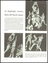 1974 Notre Dame High School Yearbook Page 96 & 97