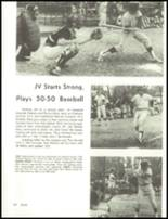 1974 Notre Dame High School Yearbook Page 108 & 109