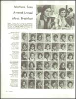 1974 Notre Dame High School Yearbook Page 136 & 137