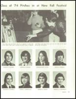 1974 Notre Dame High School Yearbook Page 146 & 147