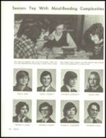 1974 Notre Dame High School Yearbook Page 154 & 155