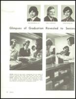 1974 Notre Dame High School Yearbook Page 164 & 165