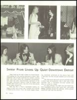 1974 Notre Dame High School Yearbook Page 168 & 169