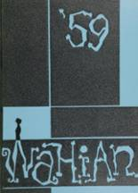 1959 Yearbook Washburn High School