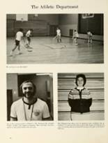 1974 Holton High School Yearbook Page 16 & 17
