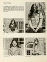 1974 Holton High School Yearbook Page 26 & 27