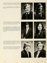 1974 Holton High School Yearbook Page 34 & 35