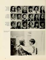 1974 Holton High School Yearbook Page 44 & 45