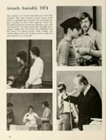1974 Holton High School Yearbook Page 104 & 105