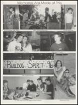 1996 Stratford High School Yearbook Page 16 & 17