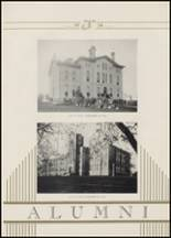 1934 Jefferson High School Yearbook Page 12 & 13