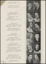 1934 Jefferson High School Yearbook Page 34 & 35