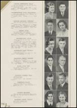 1934 Jefferson High School Yearbook Page 36 & 37