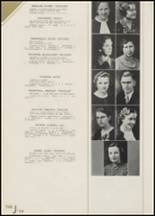 1934 Jefferson High School Yearbook Page 38 & 39