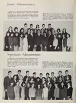 1967 Cheltenham High School Yearbook Page 54 & 55