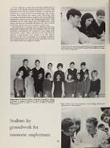 1967 Cheltenham High School Yearbook Page 92 & 93