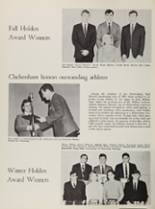 1967 Cheltenham High School Yearbook Page 128 & 129