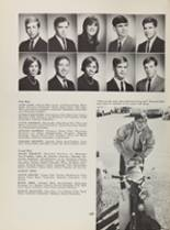 1967 Cheltenham High School Yearbook Page 142 & 143