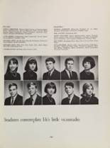 1967 Cheltenham High School Yearbook Page 148 & 149