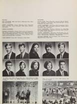 1967 Cheltenham High School Yearbook Page 154 & 155