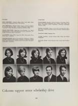 1967 Cheltenham High School Yearbook Page 162 & 163