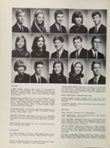 1967 Cheltenham High School Yearbook Page 168 & 169