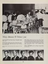 1967 Cheltenham High School Yearbook Page 184 & 185