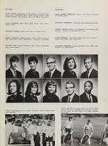 1967 Cheltenham High School Yearbook Page 186 & 187