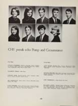 1967 Cheltenham High School Yearbook Page 192 & 193