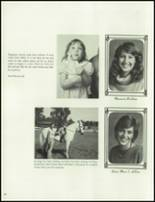 1982 Rosary High School Yearbook Page 28 & 29