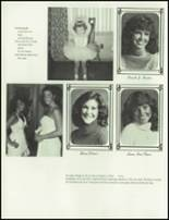 1982 Rosary High School Yearbook Page 60 & 61