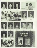 1982 Rosary High School Yearbook Page 86 & 87