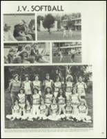 1982 Rosary High School Yearbook Page 166 & 167