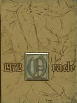 1972 Yearbook Lanier High School
