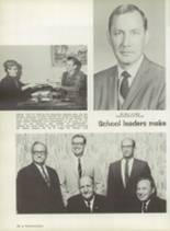 1970 Northwest Classen High School Yearbook Page 42 & 43