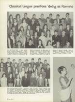 1970 Northwest Classen High School Yearbook Page 84 & 85