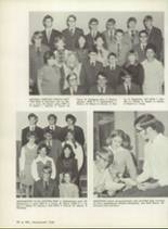 1970 Northwest Classen High School Yearbook Page 96 & 97