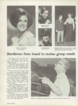 1970 Northwest Classen High School Yearbook Page 106 & 107