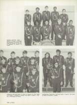 1970 Northwest Classen High School Yearbook Page 110 & 111
