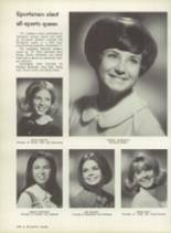 1970 Northwest Classen High School Yearbook Page 112 & 113