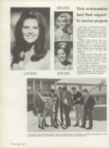 1970 Northwest Classen High School Yearbook Page 114 & 115