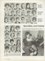 1970 Northwest Classen High School Yearbook Page 166 & 167
